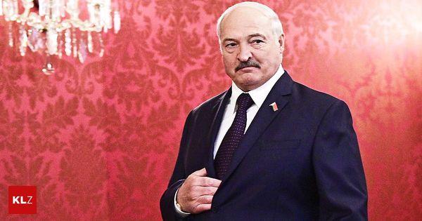 Zum Jahrestag der Wiederwahl: EU droht Lukaschenko mit neuen Sanktionen