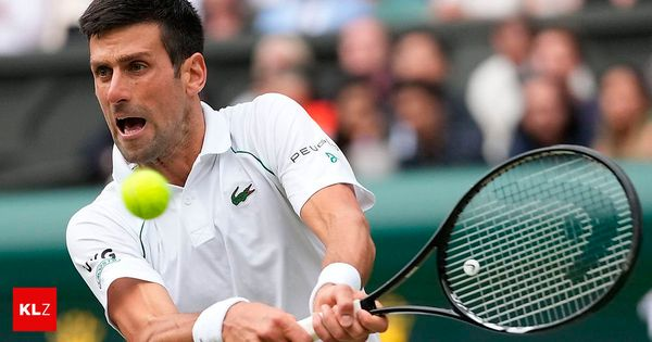 Wimbledon: Novak Djokovic schielt auf den Golden Slam
