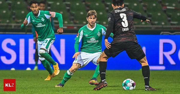 Werder Bremen: Ex-Sturm-Spieler Romano Schmid feiert Bundesliga-Premiere