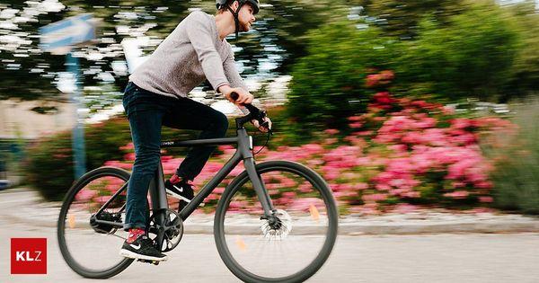 Acht ,,Urban E-Bikes'' im Test: Nur die Hälfte der Modelle schneidet gut ab