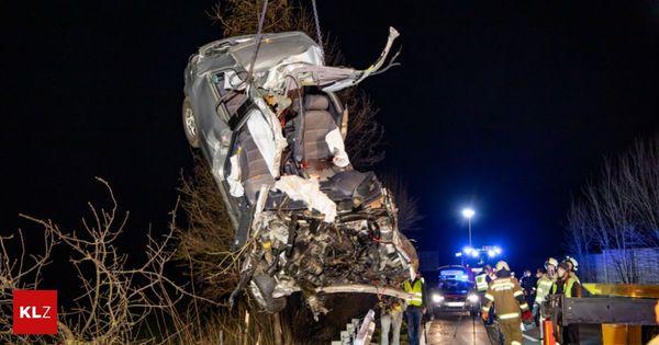 Nicht angeschnallt: Autounfall in Salzburg forderte drei Todesopfer
