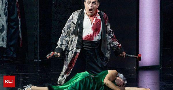 Bregenzer Festspiele: Zuviel von allem: Opern-Rarität Nero