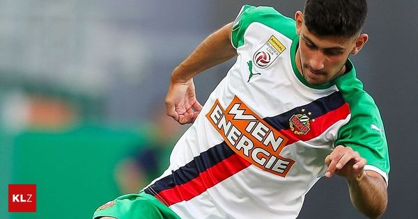 Rapid-Leihgabe: Yusuf Demir überzeugte bei seinem Barca-Debüt