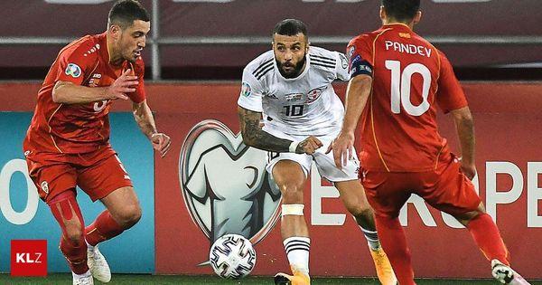 Qualifikation: Österreich trifft bei EM auf Nordmazedonien