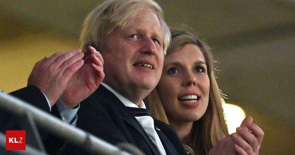 Johnson wird Vater: Ein Regenbogenbaby in der Downing Street