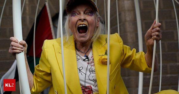 Geburtstag: Vivienne Westwood: 80 und noch immer auf Krawall gebürstet