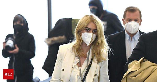 Melanie Laure: Schmid-Vertraute entschuldigt sich im U-Ausschuss für Chats