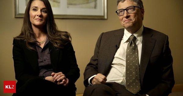 Scheidung : Bill und Melinda Gates trennen sich nach 27 Jahren