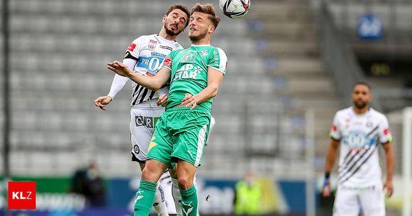 WSG Tirol - Sturm 0:2: Nemeth und Yeboah treffen für die Grazer