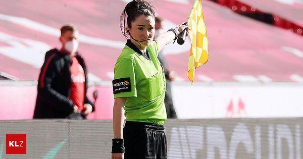 ÖFB-Schiedsrichter-Assistentin: Sara Telek für Women's Champions League Finale nominiert