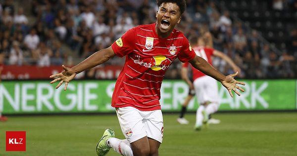 Sturm - Salzburg 1:3: Sturm verliert zum Ligaauftakt nach Führung gegen Meister Salzburg