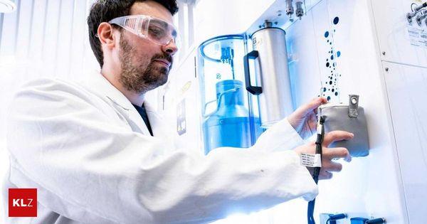 Forschung an der Montanuni: Der Wasserstoff-Tank aus Orangenschalen