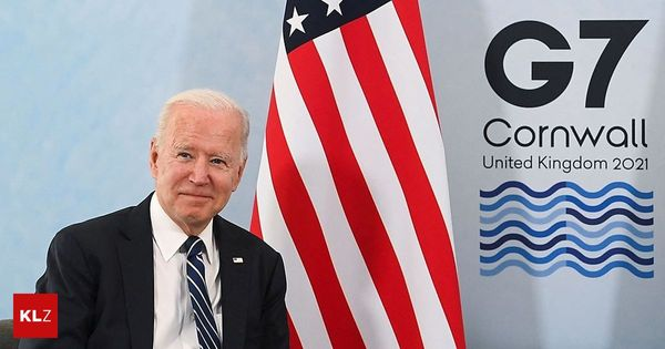 G7-Gipfel: Was sich die EU vom Treffen mit Biden erhofft