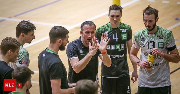 Volleyball-Champions-League: UVC-Trainer Robert Koch: Wir können ganz leicht aufsteigen
