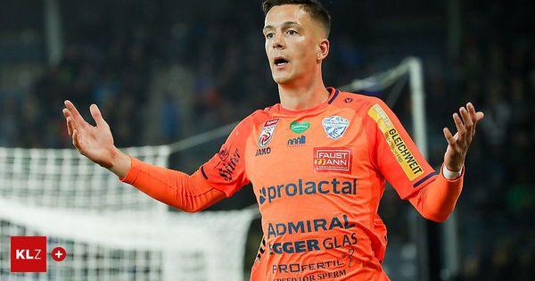Transfer: Hartberg will Luckeneder vom LASK loseisen