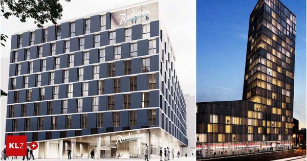 Weichenstellung bei Hotel-Projekten: Radissonzieht in C&A, A2Z-Tower bekommt neue Eigentümer