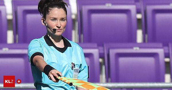 Premiere: Erste ÖFB-Schiedsrichter-Assistentin bei Testspiel männlicher Nationalteams