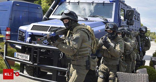 Grenzschutz: Nehammer schickt Cobra-Beamte an EU-Außengrenze nach Litauen