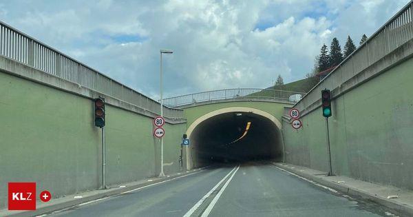 Obdach: So wird sich die mehrmonatige Tunnelsanierung auf den Verkehr auswirken