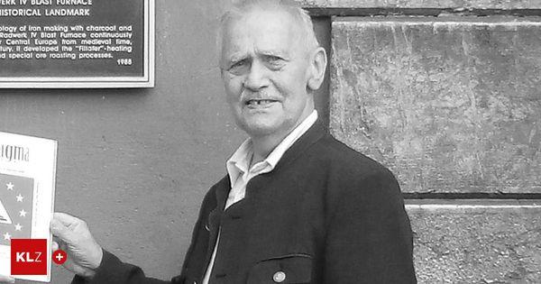 Nachruf: Gerhard Sperl war ein Montanist mit Leib und Seele