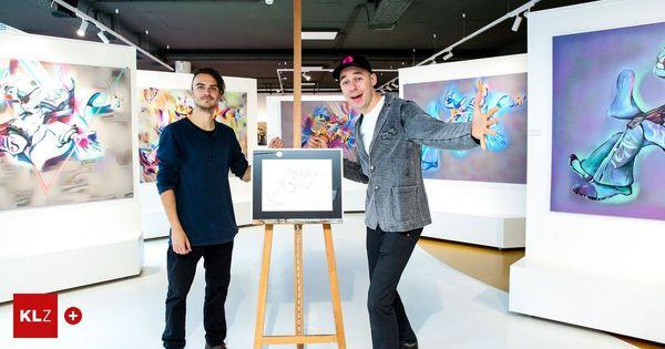 Projekt ''RoboLove'': KI Gemälde