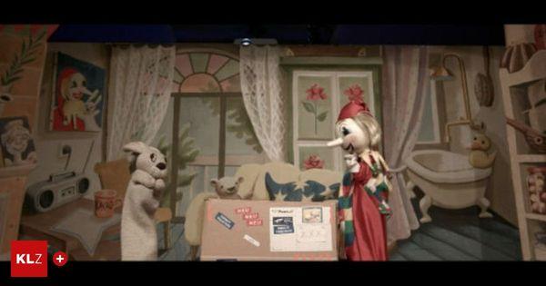 Per interaktivem Stream: Grazer Kasperltheater kommt jetzt ins Wohnzimmer