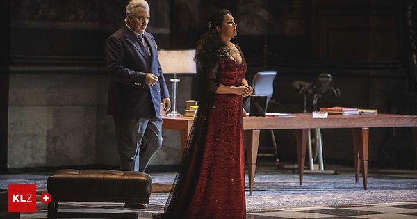 Salzburger Festspiele: Tosca mit Netrebko als schlüssiges, beklemmendes Seelendrama
