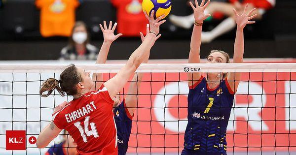 Volleyball: Österreichs Damen wollen lange Nationalteam-Saison vergolden