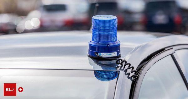 Gleisdorf: Unfall auf der A 2: Auto landete auf dem Dach