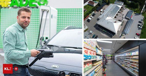 Öko-Vorreiter: Wenn der Supermarkt zur Stromquelle wird