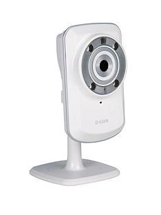 1281653209: D-Link DCS-932L Wireless N Day and Night Home Network Camera with mydlink