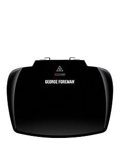 1600103809: George Foreman 18910 10-Portion Entertaining Grill