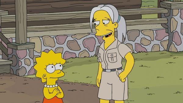 Die Simpsons am Montag verpasst?: Wiederholung von Episode 5, Staffel 31 online und im TV