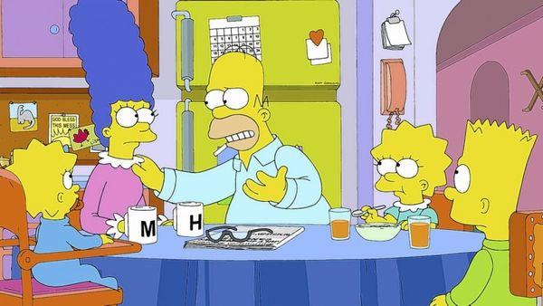 Die Simpsons im Livestream und TV: Episode 552 aus Staffel 25 der Zeichentrickserie