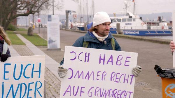 Querdenker: Wiederholung der Dokumentation im TV und online