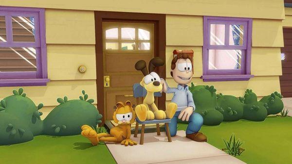 The Garfield Show bei KiKA im Live-Stream und TV: Folge 65 aus Staffel 2 der 3D-Animationsserie