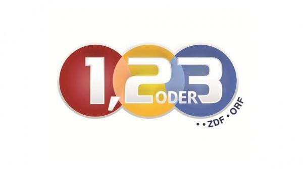 1, 2 oder 3 vom Sonntag: Wiederholung der Sendung im TV und online