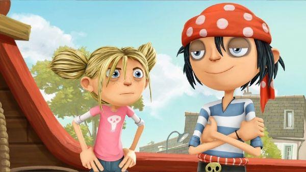 Die Piraten von nebenan nochmal sehen: Wiederholung von Episode 26 online und im TV
