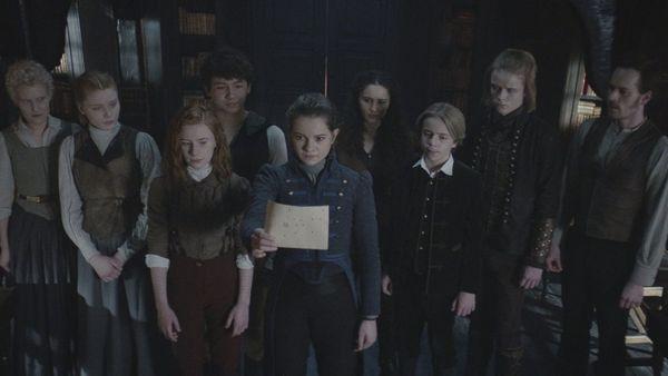 Die Erben der Nacht am Montag verpasst?: Wiederholung von Episode 26, Staffel 2 online und im TV