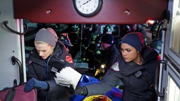 Chicago Fire im Live-Stream und TV: Episode 14 aus Staffel 6 der Feuerwehrserie