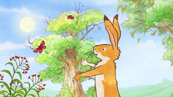 Weißt du eigentlich, wie lieb ich dich hab? - Die Abenteuer des kleinen Hasen bei KiKA nochmal sehen: Wiederholung von Episode 24, Staffel 1 online und im TV