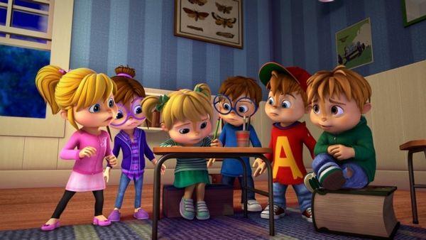 Alvin und die Chipmunks am Montag verpasst?: Wiederholung von Folge 4, Staffel 1 online und im TV