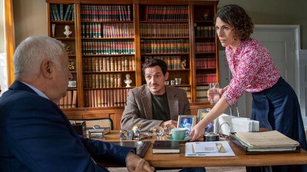 Kanzlei Berger vom Mittwoch bei ZDF: Wiederholung von Episode 10, Staffel 1 online und im TV