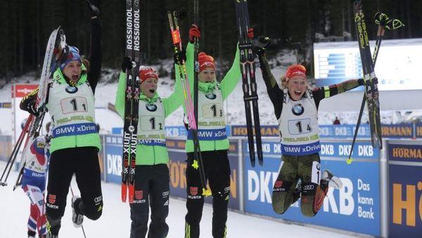 Biathlon-WM 2021 Ergebnisse: Heute Massenstart der Damen und Herren zum WM-Abschluss in Pokljuka