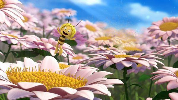 Die Biene Maja im Live-Stream und TV: Episode 48 aus Staffel 2 der Animationsserie