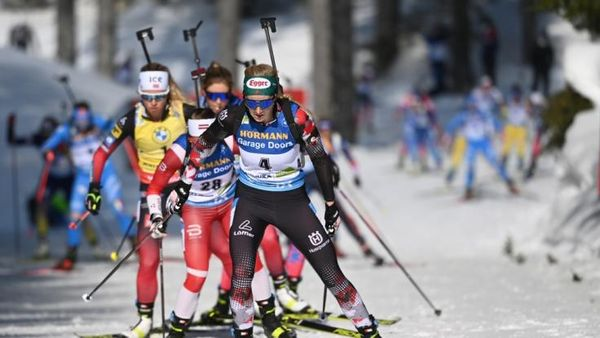 Biathlon Weltcup 2020/21 in Nove Mesto: So schlagen sich die Damen in der Staffel ohne Hermann