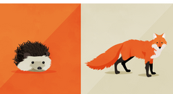 Listen to The Fox And The Hedgehog