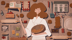 Listen to Tate's Bake Shop: Kathleen King