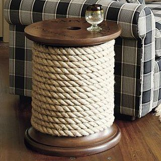 [Image: CasaSugar-Ballard-Designs-spool-table.jpg]