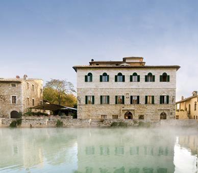 Lastminute voor Albergo Le Terme in Bagno Vignoni Italië bij Boeklastminute.com